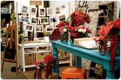 one fine day wedding fair stalls - Google Search