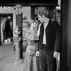 1970 - De kleine waarheid, Willeke Alberti en John Leddy