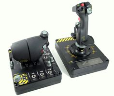Saitek pro flight X55-Rhino £219.99  throttle and stick suitable for PC and Apple platforms  Saitek products come highly recommended for their durability and longevity. Worth investing in if your serious about your flight sim experience  http://www.freeonlineflightsimulator.com/saitek-pro-flight-x-55-rhino/  #Saitek  #Joystick #throttle #simulator #game #flight