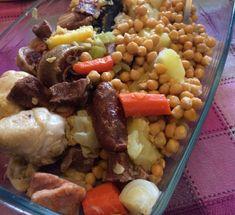 COCIDO MADRILEÑO CON Thermomix® , una receta de Legumbres y platos de cuchara, elaborada por MARIA FERNANDEZ MOLINA. Descubre las mejores recetas de Blogosfera Thermomix® Alicante