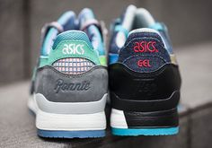c21d7451 Ronnie Fieg ASICS Gel Lyte III Homage what the - wtf Sneaker Bar, Asics Gel