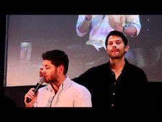 Jensen and Misha-Personal space - YouTube