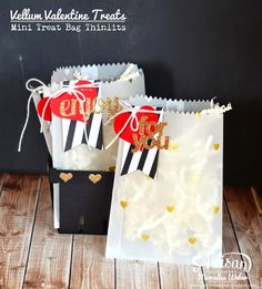 Stampin Up Artisan Blog Hop- Mini Treat Bags | Creations by Mercedes