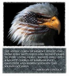 Memorial Day-God bless the families of those who gave the ultimate sacrifice for our country.