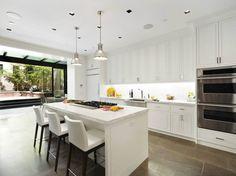 Segreto Secrets Blog #New York, New York #segretostyle #luxury #kitchen #modern