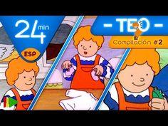 TEO   Colección 02 (Teo y la familia)   Episodios completos para niños   24 minutos - YouTube