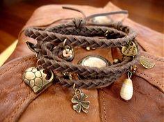 yellay / Na každý deň... Bronze, Bracelets, Jewelry, Fashion, Moda, Jewlery, Jewerly, Fashion Styles, Schmuck