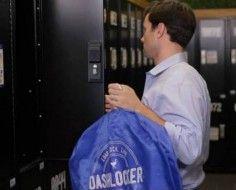 An Amazon-Style Locker For Dirty Laundry #DashLocker