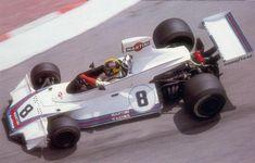 Jose Carlos Pace - Brabham BT44B - (Cosworth) - 1975 - | Monaco Grand Prix