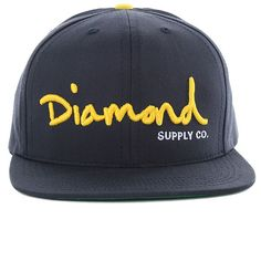 Diamond Supply Brilliant Snapback Hats Cyan 1651! Only  8.90USD Nba Hats d87101a8eb34