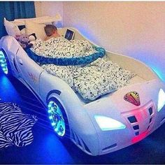 Me encanta esta cama #aprendamosjuntas