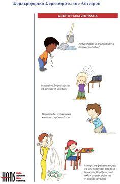 Ο αυτισμός εικονογραφημένος » 8ο Δημοτικό Σχολείο Ελευθερίου-Κορδελιού Work Activities, Autism Spectrum Disorder, Special Needs Kids, Education, Comics, Children, Toddler Activities, Young Children, Special Needs Children