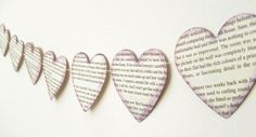 Hey, I found this really awesome Etsy listing at https://www.etsy.com/listing/245746563/10-ft-jane-austen-novel-heart-shaped