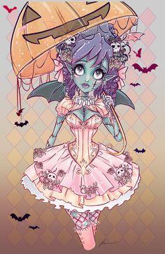 Halloween 2015 by NoFlutter.deviantart.com on @DeviantArt