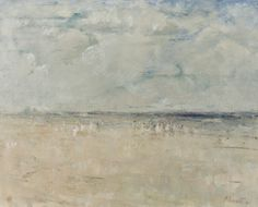 Alfons Proost. Low Tide