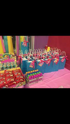 Shopkins Party Favor Bags