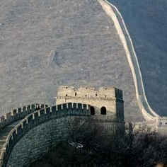 Great Wall, China (Image © Andrew Parsons/PA Archive/PA Photos)
