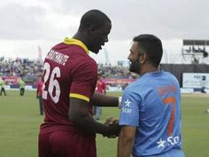Have played under worse conditions; no Akhtar in WI: Dhoni on second T20