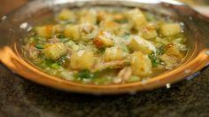 Eén - Dagelijkse kost - groentesoep met pistou en croutons
