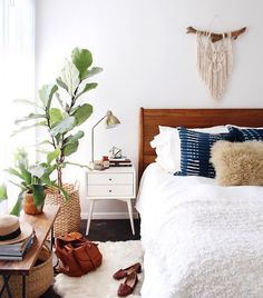 Boho Chic | Bohemian Bedroom Ideas To Inspire You This Fall