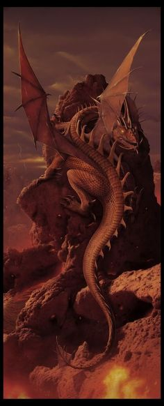 Red Dragon #dragon