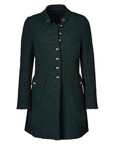 Reitmayer Walk-Gehrock Historical Clothing, Coat, Jackets, Clothes, Check, Fashion, Executive Fashion, Frock Coat, Mandarin Collar
