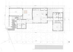 House in Komae,Floor Plan