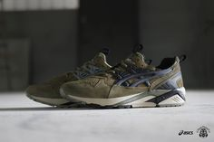 The Next Asics Gel Kayano Collab Comes from Across the Pond