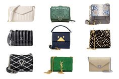 Chain Bags from Chanel, Saint Laurent, Mulberry, Dior & Jimmy Choo   From Tatler      { Couture /// In the Details