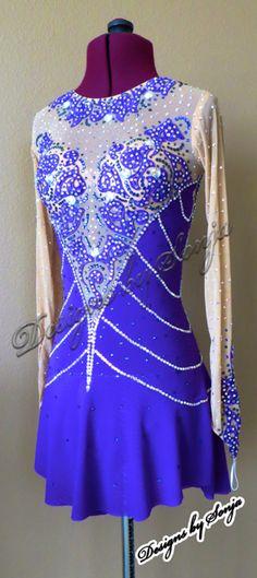 Gym Leotards, Ice Skaters, Figure Skating Dresses, Tampa Bay, Page Design, Costume Design, Body, Designer Dresses, Florida