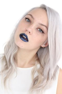 Portland Black Lipstick - Indigo Bridge