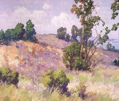 The Athenaeum - Point Loma Hillside (Maurice Braun - )