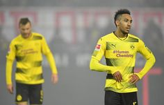 #rumors  Premier League clubs on alert as Pierre-Emerick Aubameyang axed from Borussia Dortmund squad