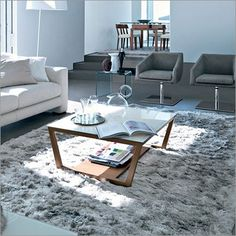 calligaris element square coffee table | calligaris furniture | square coffee table