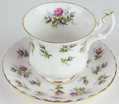 royal albert winsome demitasse cup & saucer