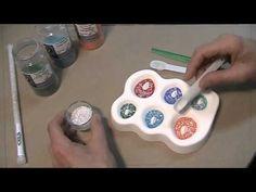 Learn - Colour de Verre: Reusable Molds for Glass Casting