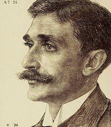 Portrait of Willem Johannes Leyds, 1896 by Jan Veth (Dutch Graphite Drawings, Art Drawings, Dutch Painters, Portraits, Painting & Drawing, Art Nouveau, Charcoal, Pencil, Paintings