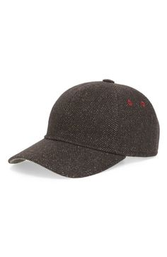 b0c65b7b98a091 Chic Ted Baker London Herringbone Baseball Cap Men Fashion Hats. [$69]  allfashiondress from