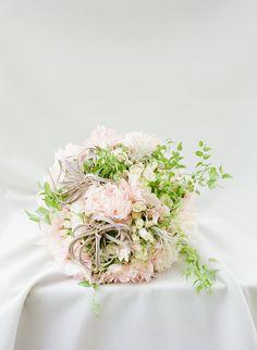 Holly Chapple Flowers, peony, tillandsia,