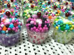 panquesitos de dulces