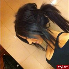 Black Ponytail