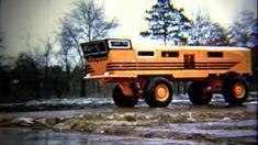 LeTourneau Snow Train
