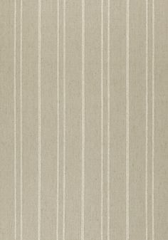 NOLAN STRIPE, Linen, W73312, Collection Nomad from Thibaut