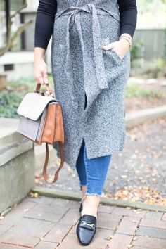 The Perfect Fall Transition Piece