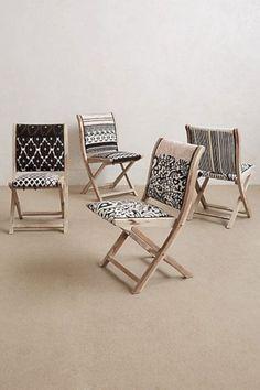 Terai Folding Chair-reupholster a folding chair Furniture Design, Folding Chair, Dining Furniture, Foldable Chairs, Chair, Furniture, Home Furniture, Dining Chairs, Chair Design