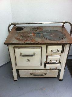 Historischer Küchenherd Marke IMPERIAL  Ofen