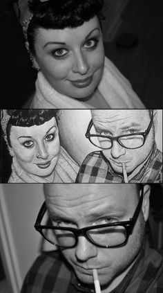 ARTFINDER: Custom 8x10 Pencil Portraits by Scott... by Scott Jeffrey Valline - Here are just a few examples of the custom pencil portrait drawings I can create for you. Do you need a great gift idea for a loved one? Do you have a specia...