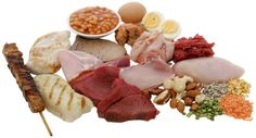 High Protein Foods Essential for Weight Loss High protein food is an essential part of your daily diet plan, as well as is important in a weight-loss or bodybuilding program - so exactly what are the best […] Protein Rich Foods, Protein Diets, High Protein Recipes, Low Cholesterol Diet, Cholesterol Levels, Healthy Snacks, Healthy Recipes, Eating Healthy, Whey Protein Powder