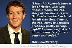quote mark zuckerberg