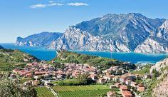 Riva Del Garda, Garda Italy, Background Hd Wallpaper, Castle Ruins, Das Hotel, Beautiful Park, Lake Garda, Nature Reserve, Photo Reference